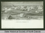 Bird's eye view of Donnybrook, N.D.