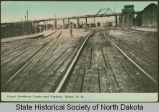 Great Northern yards and viaduct, Minot, N.D.