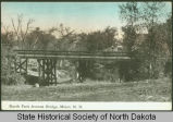 North Park Avenue bridge, Minot, N.D.