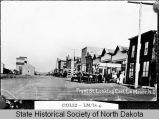 Front Street, LaMoure, N.D.