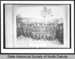 World War I homecoming, Sims, N.D.