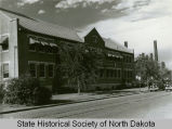 Northern Pacific office building, Fargo, N.D.