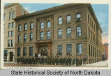 YMCA building, Fargo, N.D.