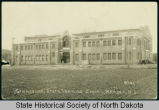 Gymnasium, State Training School, Mandan, N.D.