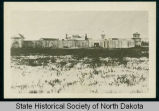 View of Fort Union, Dakota Territory