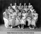 Bismarck Indian School graduates, Class of 1935, Bismarck, N.D.