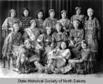 Bismarck Indian School glee club, Bismarck, N.D.