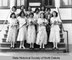 Bismarck Indian School, Class of 1932, Bismarck, N.D.