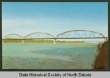 Liberty Memorial Bridge, Bismarck, N.D.