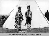 Sioux Indian Dancers, Fort Yates, N.D.