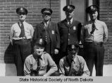 Williston Police Department members, Williston, N.D.