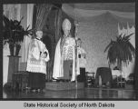 Bishop Vincent Ryan enthronement ceremony, Bismarck, N.D.