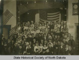 Public school program, Wishek, N.D.