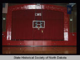 Central High School gymnasium, Devils Lake, N.D.
