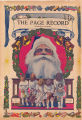 Christmas 1913 front page of The Page record