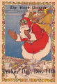 Christmas 1928 front page of The Hope pioneer