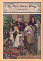 Christmas 1905 front page of The North Dakota siftings