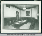Boardroom, First National Bank, Bismarck, N.D.