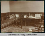 C.B. Little's office, First National Bank, Bismarck, N.D.