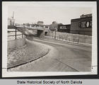 Underpass on 7th Street between Main and Front Avenues, Bismarck, N.D.
