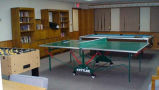 Recreation room Oscar Zero missile alert facility near Cooperstown, N.D.