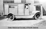 Bismarck Hospital ambulance