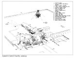 Launch control facility cutaway drawing