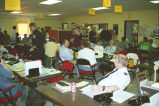 Emergency operations center, Grand Forks, N.D.