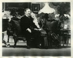 Dorothy Stickney and Howard Lindsay in final scene of Life With Mother