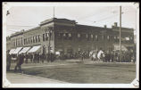 Parade on Main Avenue and 4th Street, Bismarck, N.D.