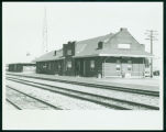 Great Northern Depot, Williston, N.D.