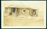Stone ranch house, Theodore Roosevelt National Park, N.D.