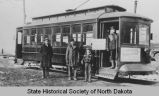 Retirement of Bismarck's first streetcar