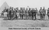 Citizens Military Training Corps at Fort Lincoln, Bismarck, N.D.