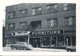 Voeller's Furniture store, Minot, N.D.