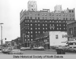 Main Avenue between 5th Street and 6th Street, Bismarck, N.D.