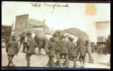 Elephants in the July 4th parade, New England, N.D.