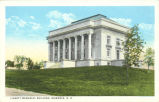 Liberty Memorial Building, Bismarck, N.D.