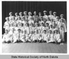 3rd grade rhythm band, St. Mary's School, Bismarck, N.D.
