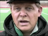 Raw video of University of North Dakota's Fighting Sioux football practice