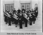 Salvation Army band, Bismarck, N.D.