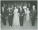 Grand march at Governor William L. Guy's inauguration, Bismarck, N.D.