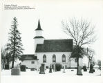 Country church, Mekinock vicinity, Grand Forks County, N.D.