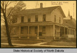 Home of Gen. Custer, Monroe, Michigan