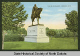 Custer Monument, Monroe, Michigan