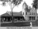 Northern Pacific Railroad Depot, Bismarck, N.D.
