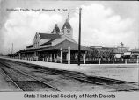 Northern Pacific Depot, Bismarck, N.D.
