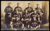 Baseball team, Williston, N.D.