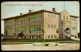 Lincoln Ward School, Devils Lake, N.D.