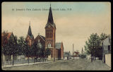 St. Joseph's Catholic Church, Devils Lake, N.D.